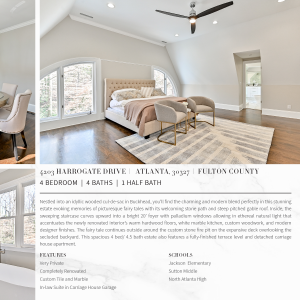 real estate listing description
